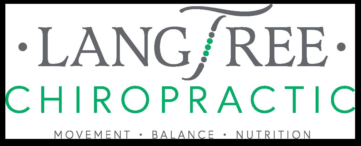 Langtree Chiropractic Logo